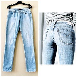 LEVI'S⚡️Demi Curve Modern Rise Skinny Jeans